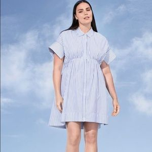 Victoria Beckham for Target striped dress size 2x